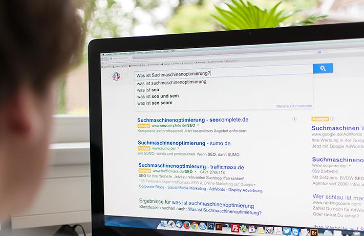 Was ist Suchmaschinenoptimierung