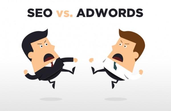 Bild zu SEO vs. AdWords