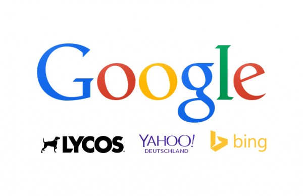 Bekannte Suchmaschinen